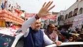KCR burning holes in Telangana people's pockets, says Amit Shah in Hyderabad