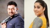 Arvind Swami and Regina Cassandra join hands for Rajapandi film Kallapart