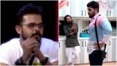 Bigg Boss 12 Day 3 written update: Sreesanth apologises to Khan sisters; nominations spark uproar in house