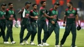 Pakistan could only manage 202/9 from their 50 overs against Bangladesh