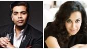Swara Bhasker seeks Karan Johar's advice on dealing with abusive trolls