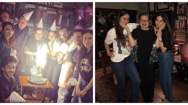 Kareena Kapoor's Birthday Bash With Saif, Karisma & More
