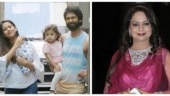 Neelima Azeem reveals why Shahid Kapoor and Mira Rajput named second child Zain