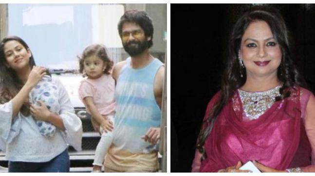 Neelima Azeem explains the reason why Zain was chosen for Shahid Kapoor and Mira Rajput's son.
