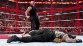 WWE: Lesnar attacks Strowman and Reigns, Rousey retains title at Hell in a Cell
