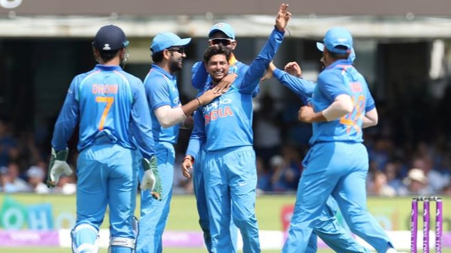 India, led by Rohit Sharma, will play Pakistan on September 19 (Reuters Photo)