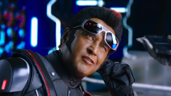 Akshay, Rajini battle face-to-face in '2.0' teaser