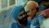 Cried because did not want MS Dhoni to lose his last match as captain