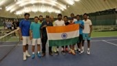 India lost to Serbia in the Davis Cup World Group playoff last week (Mahesh Bhupathi Twitter Photo)