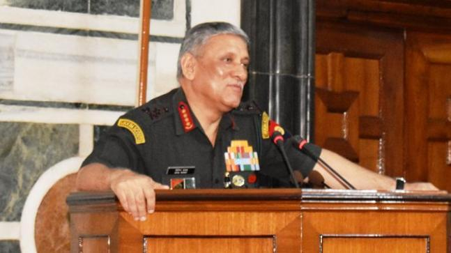 Need another surgical strike, says Army chief Bipin Rawat
