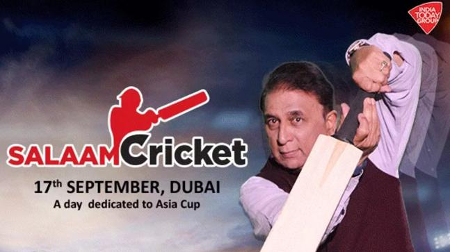 Salaam Cricket will be held in Dubai on 17th September from 2:00pm onwards (India Today Photo)