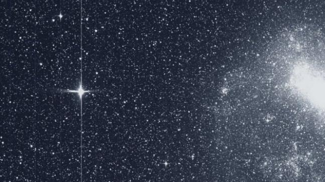 The TESS telescope has detected its first exoplanet