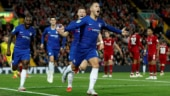 League Cup: Chelsea knock Liverpool out, Arsenal and Tottenham move into next round
