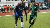 Liberia President Weah plays football match 16 years after international retirement