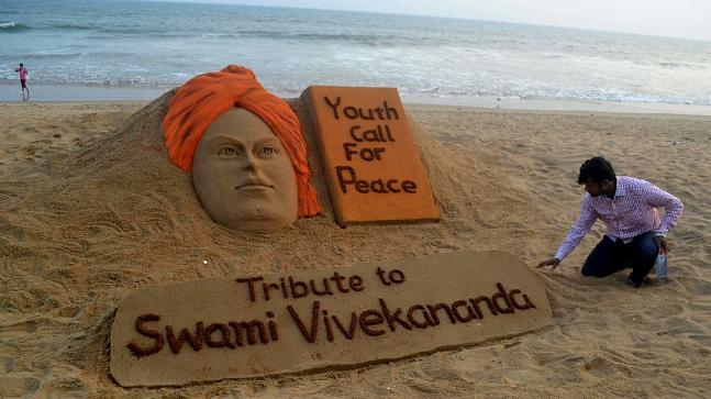 9/11, the day when Swami Vivekananda introduced Hinduism to the West