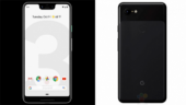 New leaked pictures show Google Pixel 3 and Pixel 3 XL in black and white colours