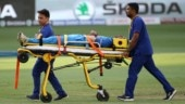 India vs Pakistan: Hardik Pandya goes down with back injury, stretchered off the field