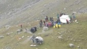 2 trekkers die after falling into crevice in J&K's Pahalgam, bodies recovered