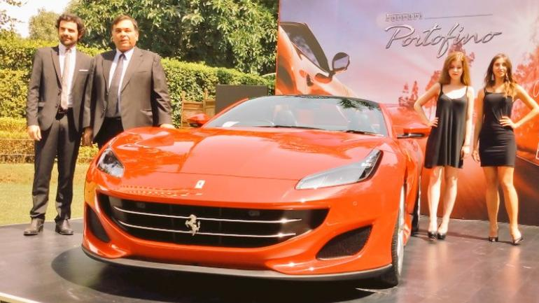 The Portofino will be the entry model for the Italian supercar marquee in the Indian market.