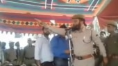 Video showing J&K Police raising slogans for azaadi is fake