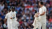Virat Kohli, James Anderson involved in heated exchange during Oval Test