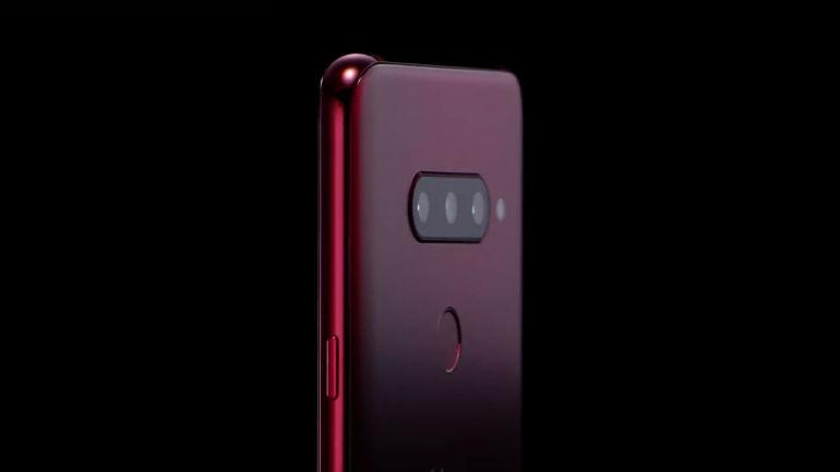 LG has announced the flagship with five cameras