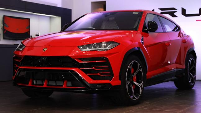 India S First Lamborghini Urus Suv Delivered In Mumbai Auto News