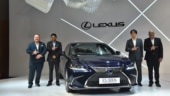 Lexus ES300 Hybrid launched in India for Rs 59.13 lakh