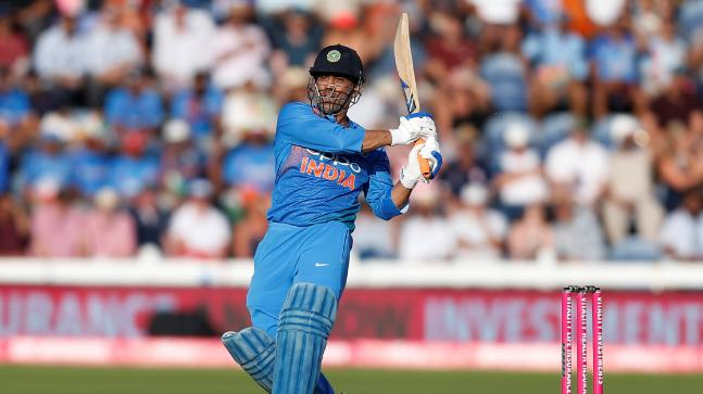 MS Dhoni will have the chance to bat up the order and score runs at the Asia Cup in UAE