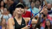 US Open: Sharapova outplays Ostapenko, Kerber and Kvitova ousted