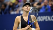 Maria Sharapova lost to Carla Suarez Navarro for only the second time in six career meetings. (Reuters Photo)