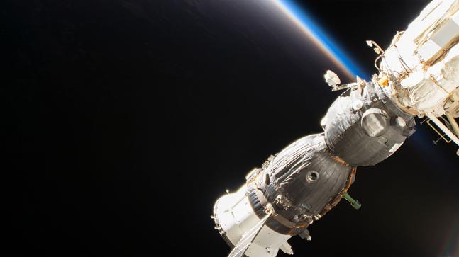 Air leaks from International Space Stations, astronauts safe