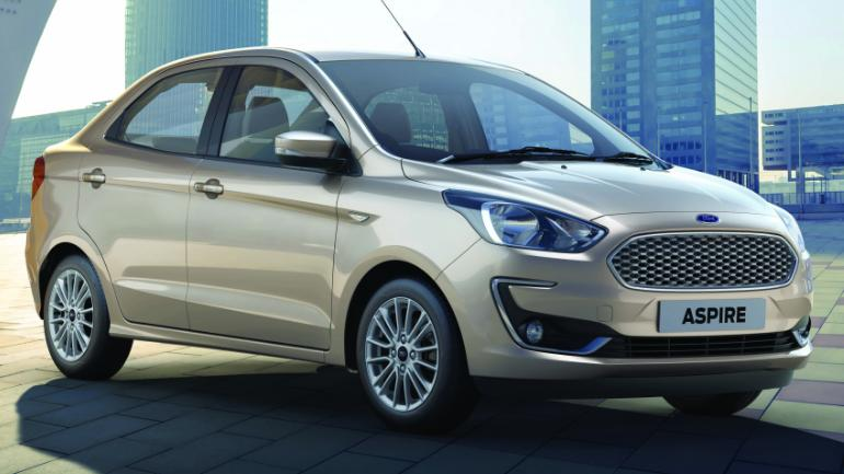 Ford Figo Aspire Bookings Officially Open Here S All You Need To