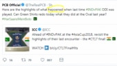 Pakistan Cricket Board trolled over spelling mistake ahead of India tie