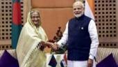 PM Modi, Sheikh Hasina inaugurate India-Bangladesh oil pipeline construction