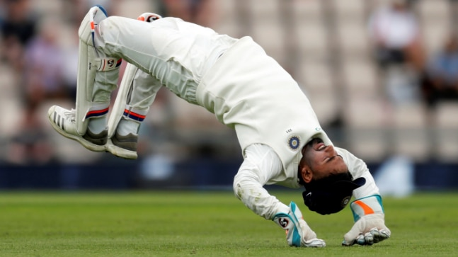 Rishabh Pant has conceded 76 byes in six innings in the ongoing Test series against England.