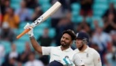 Good knock brother: Saha wishes Pant on his maiden century