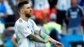 Lionel Messi to skip Argentina friendlies vs Iraq and Brazil next month