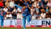 Kuldeep Yadav returned excellent figures of 2 for 28 in 10 overs for India (Reuters Photo)