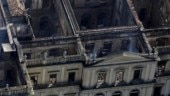 Brazil museum fire destroyed 90 per cent of historic artefacts