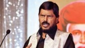 Valmikis may be poor but nobody's slaves: Ramdas Athawale