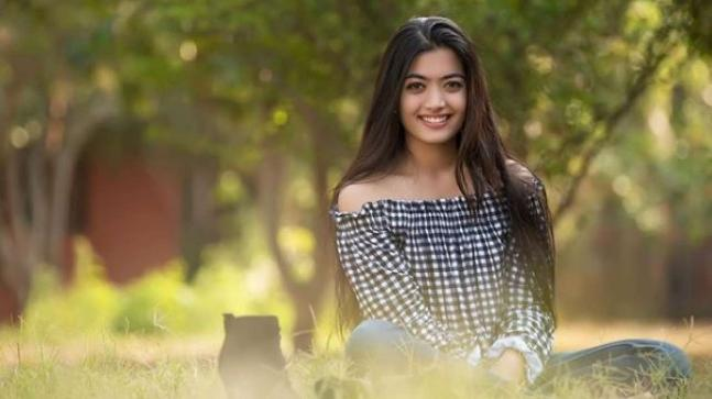 Rashmika Mandanna breaks silence on break-up with Rakshit