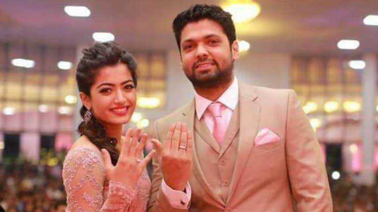 Rashmika Mandanna breaks off engagement with Rakshit Shetty: Reports -  Movies News