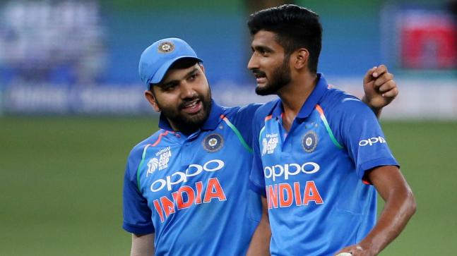 India have won all the games so far in Asia Cup 2018