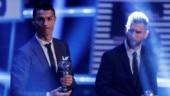Cristiano Ronaldo, Lionel Messi slammed for not attending FIFA awards ceremony