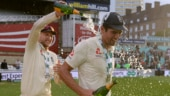 Root kept asking Cook whether he's sure about retiring throughout Oval Test