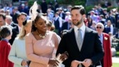 Serena Williams' husband had a touching tribute for his wife on the eve of the US Open women's singles final.