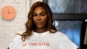 Serena Williams goes topless and sings to raise breast cancer awareness
