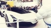 Vazirani Shul electric hypercar concept unveiled in Mumbai