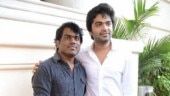 Yuvan Shankar Raja and Simbu